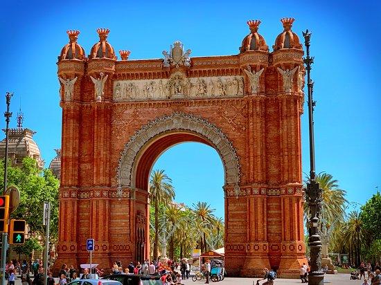 Privat hbt-communityturné i Barcelona: Afternoon in the park :)