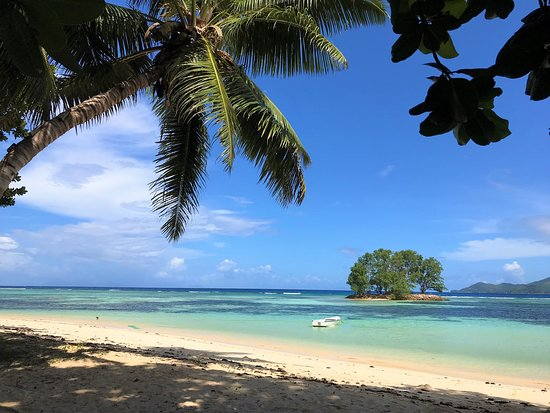 Anse La Reunion Beach