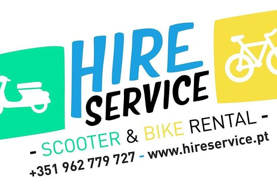 ‪Hire Service Scooter & Bike‬
