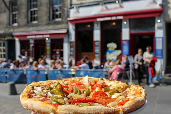 The 10 Best Pizza Places In Edinburgh Updated January 2020