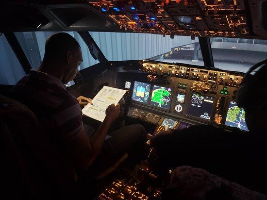 Jetline Simulation Bahamas