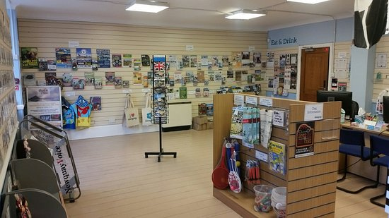 Visit Newquay Tourist Information Centre