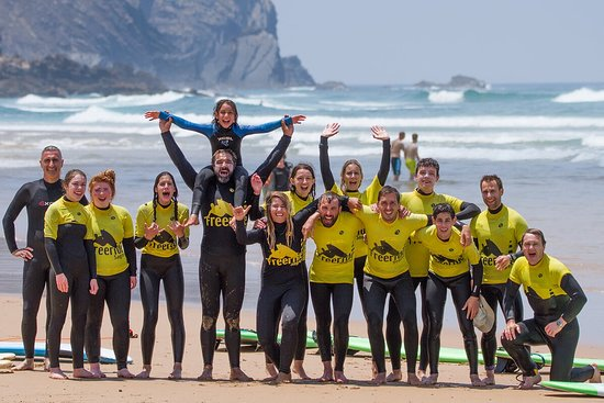 Freeride Surfcamp & School