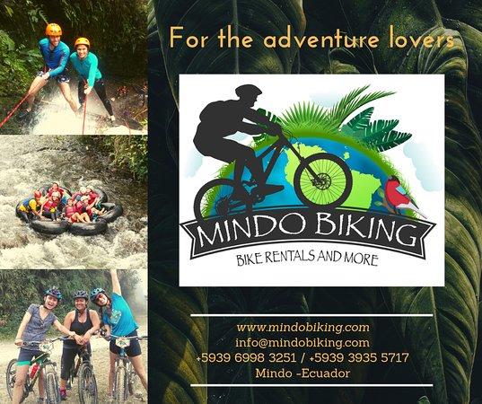 Mindo, Ecuador: The best excursions start here...