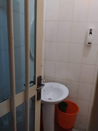 Jijiga, เอธิโอเปีย: Basic bath