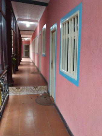 Jijiga, เอธิโอเปีย: A guesthouse, not hotel