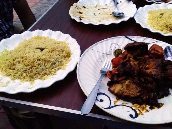 Jijiga, เอธิโอเปีย: Tasty chicken