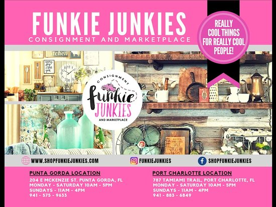 ‪Funkie Junkies Marketplace‬