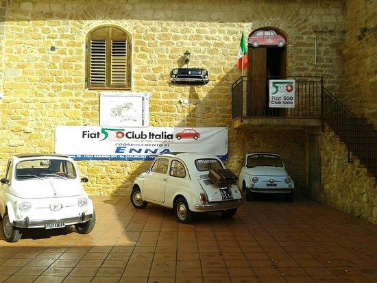 Museo della 500 di Calascibetta