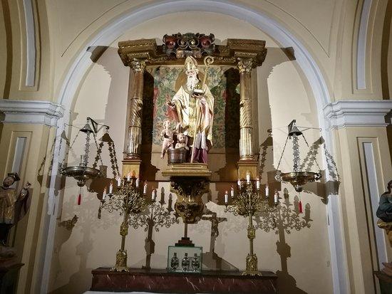 Church of St. Nicholas of the Servitas (San Nicolas de las Servitas)