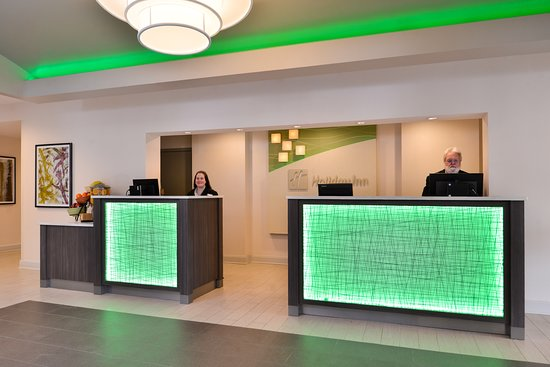 Easy Check In at our Front Desk