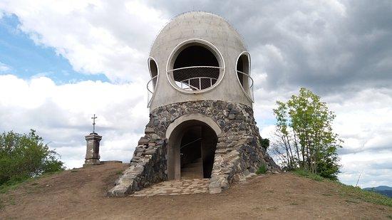 Ruzova, สาธารณรัฐเช็ก: rozhledna Růženka