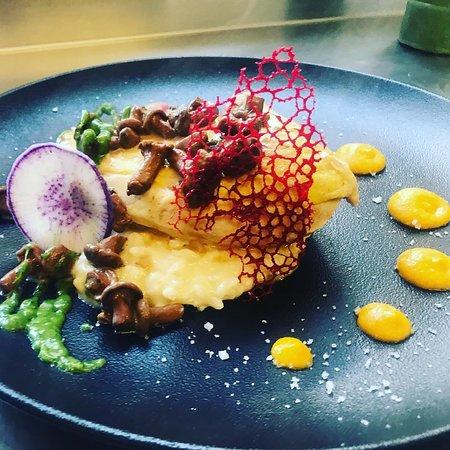 Suprême de poulet jaune cuit basse température