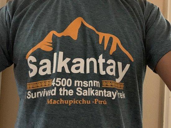 Classic Salkantay Trek 4-Day صورة فوتوغرافية