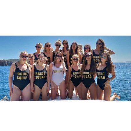 Cala Gracio, Ισπανία: team photo