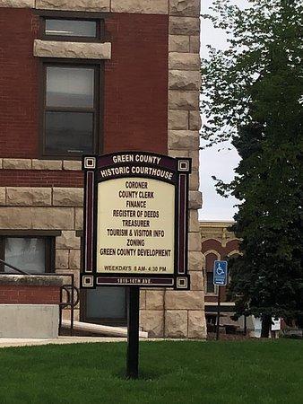 Green County Courthouse, Monroe - TripAdvisor