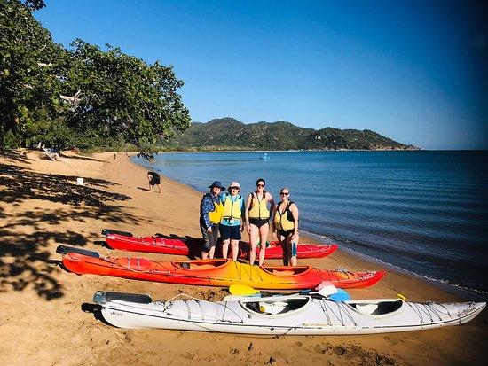 Kayak tours Magnetic Island