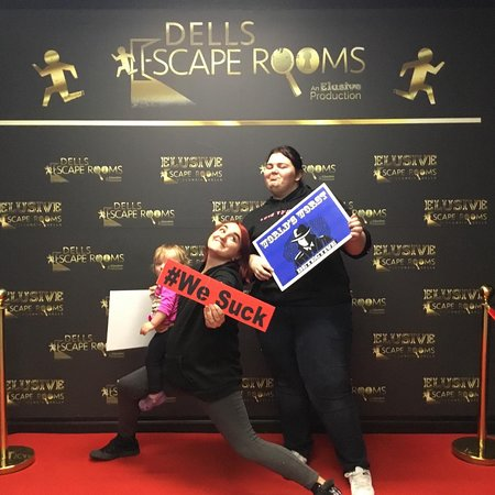 Dells Escape Rooms Wisconsin Dells 2019 All You Need