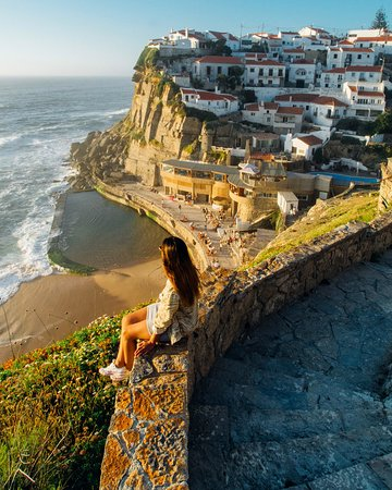 Portugal: Best spot to catch sunset.