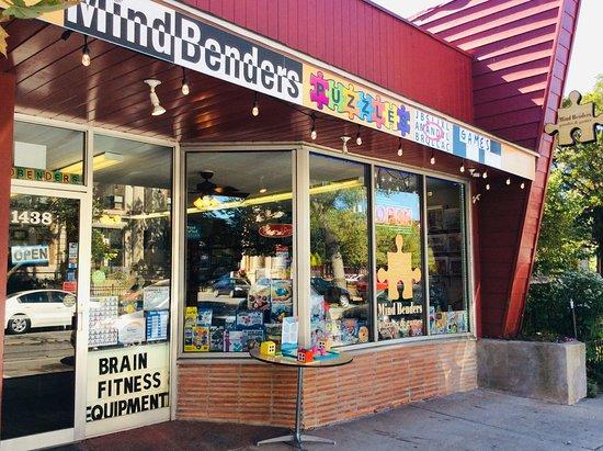 Mind Benders Puzzles & Games