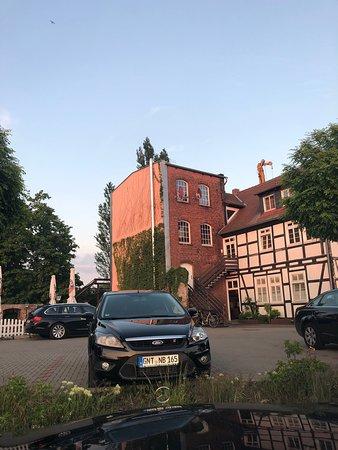 Burg, เยอรมนี: Aussenansicht