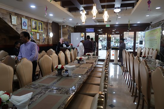 Bollywood Restaurant BN: The interior of our beautiful Bollywood Tandoori Restaurant, with classy neat atmosphere along with excellent service and amazing Indian Cuisine dishes!