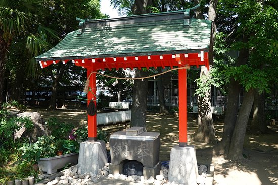 Iriya Hikawa Shrine