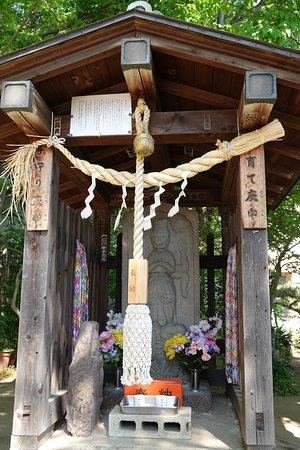 Adachi, Japon: 入谷氷川神社(子育て庚申・子守り庚申)