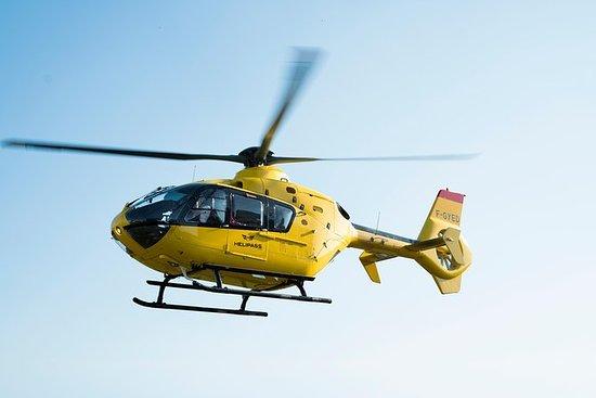 Helikoptertur till Versailles från ...