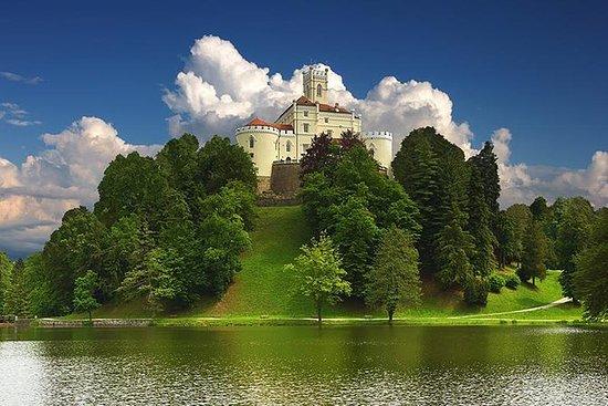 Varazdin und Trakoscan Castle Tour in...