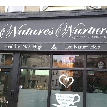 Natures Nurture coffeeshop