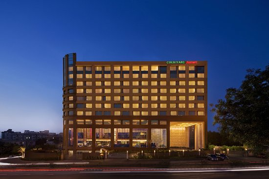 COURTYARD AHMEDABAD (Gujarat) - Hotel Reviews, Photos, Rate