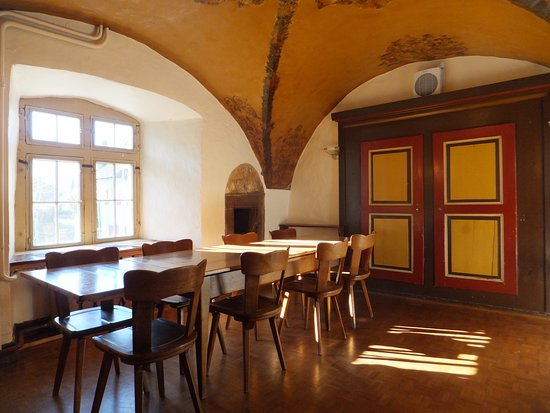 Neu St Johann, Sveits: Small room for groups of 10 to 15 pers.  on request