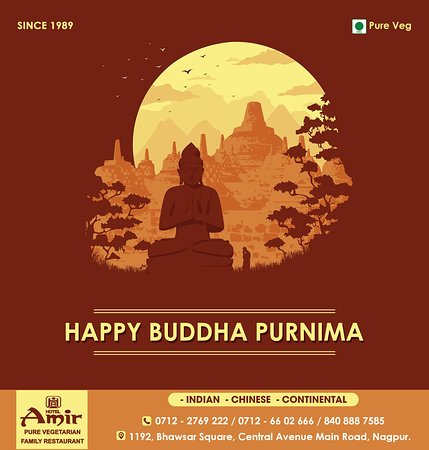 """"""" No one saves us but ourselves. No one can & no one may. We ourselves must walk the path."""" - Gautam Buddha We wish everyone a very Happy Buddha Purnima."""
