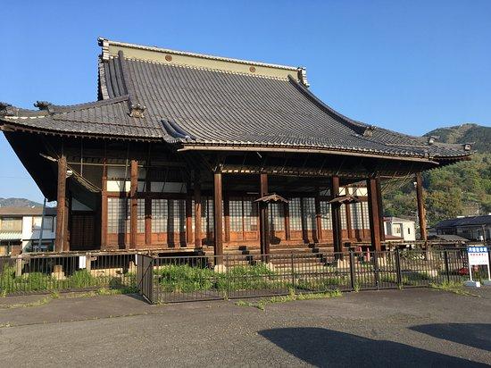 Shiroyama Hongan-ji Temple