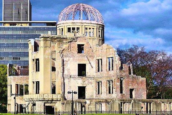 Hiroshima Halvdagstur, ~ Gå i...