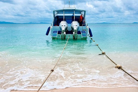 Private Speed Boat Charter to Phi Phi...