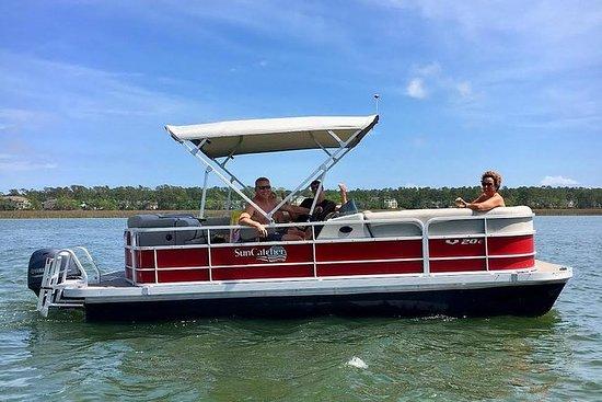Noleggio barche pontone