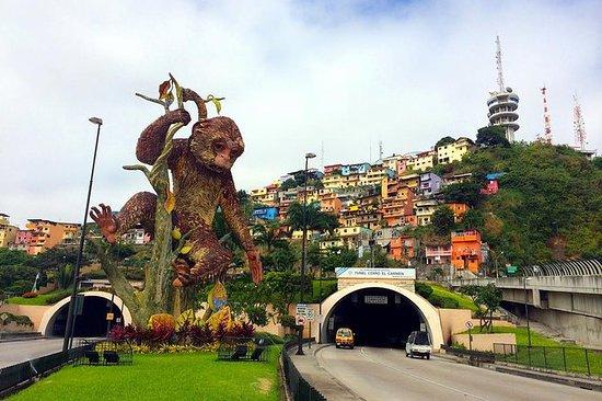 Recorrido por la ciudad de Guayaquil...