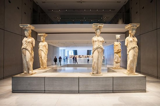 Acropolis Museum: Self-guided Audio Tour on your Smartphone (no entry ticket)