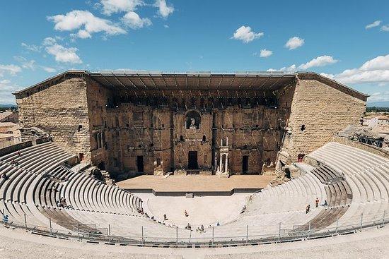 Antik Theatre of Orange...