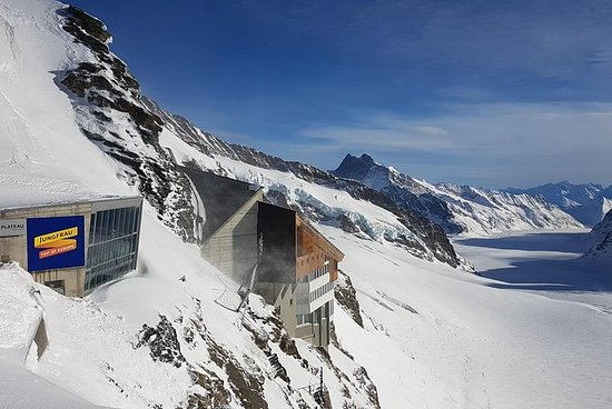 Jungfraujoch - daily small group tour...