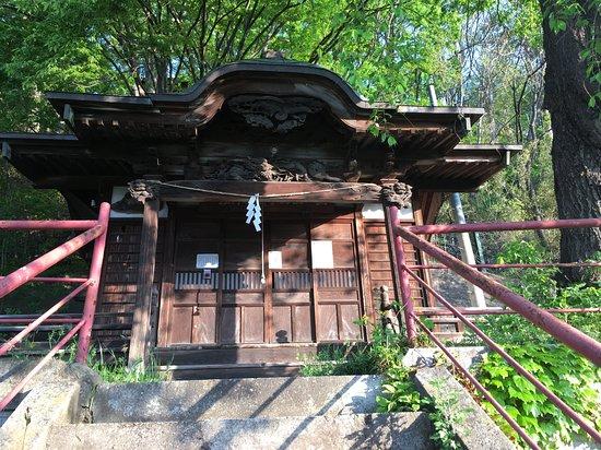Shishigan Inari Shrine