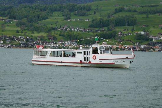 Canton of Obwalden, Szwajcaria: MS Seestern