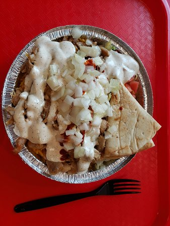The Halal Guys Mississauga 6 6045 Mavis Rd Photos Restaurant Reviews Food Delivery Takeaway Tripadvisor