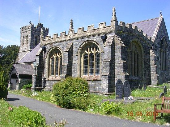 St Grwst Church