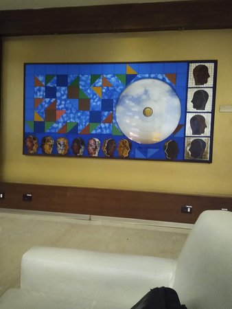 NEAT DECOR: AIR INDIA LOUNGE DOMESTIC DEPARTURES T3