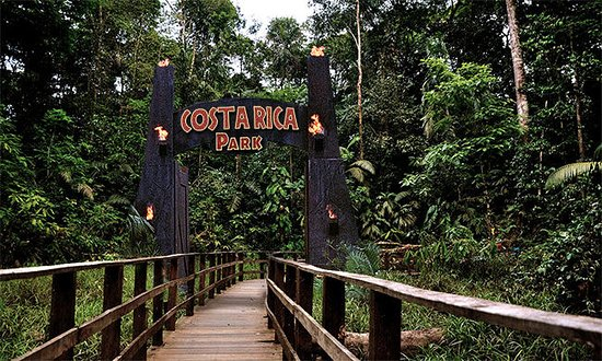 Did you know Costa Rica is a real life Jurassic Park? https://costarica.org/travel/real-life-jurassic-park/