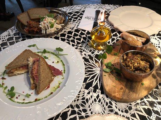 Restauracja Mazel Tov Kuchnia Zydowska Bialystok