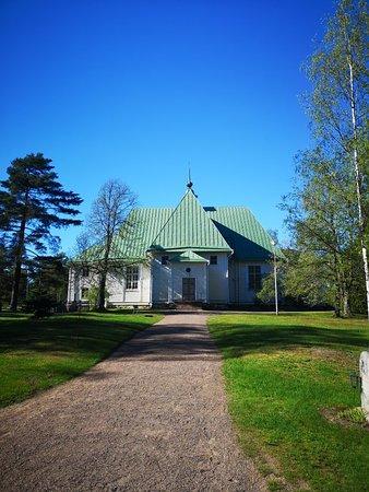 Virolahti, ฟินแลนด์: Virolahden Kirkko